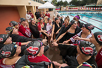Stanford Swimming & Diving W vs North Carolina State, November 3, 2017