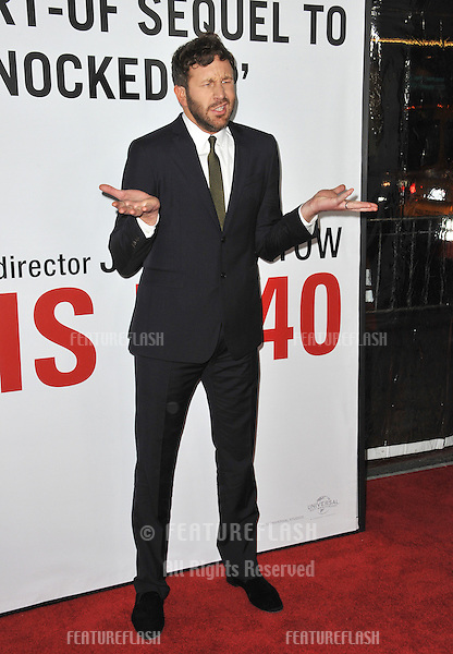 "Chris O'Dowd at the world premiere of his movie ""This Is 40"" at Grauman's Chinese Theatre, Hollywood..December 12, 2012  Los Angeles, CA.Picture: Paul Smith / Featureflash"