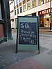 Pub Notice Board<br />