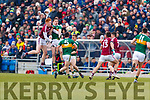 Jack Barry Kerry in action against  Galway in the Allianz Football League Division 1 Round 4 match between Kerry and Galway at Austin Stack Park, Tralee, Co. Kerry.
