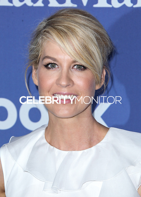 BEVERLY HILLS, CA- JUNE 12: Jenna Elfman arrives at the Women In Film's 2013 Crystal + Lucy Awards at The Beverly Hilton Hotel on June 12, 2013 in Beverly Hills, California. (Photo by Celebrity Monitor)