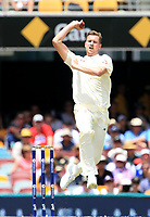 Jake Ball (England) - Photo SMPIMAGES.COM / newscorpaustralia.com - Action from the 1st Test of the 2017 / 2018 Magellan Ashes Cricket series between Australia v England played at the Gabba, Brisbane Australia. MANDATORY CREDIT/BYLINE : SWpix.com/PhotosportNZ