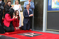 LOS ANGELES - OCT 19:  Idina Menzel, Kristen Bell, speakers, officials at the Idina Menzel and Kristen Bell Star Ceremony on the Hollywood Walk of Fame on October 19, 2019 in Los Angeles, CA