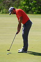 Sergio Garcia (ESP) on the 9th during the 2nd round at the WGC Dell Technologies Matchplay championship, Austin Country Club, Austin, Texas, USA. 23/03/2017.<br /> Picture: Golffile | Fran Caffrey<br /> <br /> <br /> All photo usage must carry mandatory copyright credit (&copy; Golffile | Fran Caffrey)