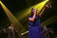 Yelle performs at the Festival d'ete de Quebec (Quebec City Summer Festival) Thursday July 9, 2015.