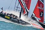 2017 - LOUIS VUITTON AMERICA'S CUP QUALIFIERS - GREAT SOUND - BERMUDAS