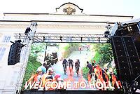 Picture by Simon Wilkinson/SWpix.com - 30/09/2018 - Cycling 2018 Road Cycling World Championships Innsbruck-Tirol, Austria - Men's Elite Road Race - Hell climb.