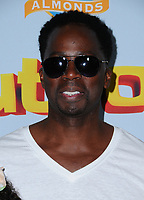 "05 August  2017 - Los Angeles, California - Harold Perrineau.  World premiere of ""Nut Job 2: Nutty by Nature""  held at Regal Cinema at L.A. Live in Los Angeles. Photo Credit: Birdie Thompson/AdMedia"