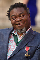 Yinka Shonibare<br /> arriving for the Royal Academy of Arts Summer Exhibition 2018 opening party, London<br /> <br /> ©Ash Knotek  D3406  06/06/2018