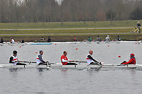 222 BradfordonAvon IM3.4+..Marlow Regatta Committee Thames Valley Trial Head. 1900m at Dorney Lake/Eton College Rowing Centre, Dorney, Buckinghamshire. Sunday 29 January 2012. Run over three divisions.