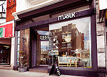 Mjolk interior design and home decor shop at the Junction neighbourhood in Toronto, Canada
