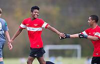 Advance, NC - October 31, 2015:  US Soccer Development Academy U-13/14 Regional Showcase: East.