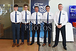 Todd Lynch, Alex Smith, Nicky Smith, Nick Smith and Karl Cunningham N. Smith and Sons. Photo:Colin Bell/pressphotos.ie