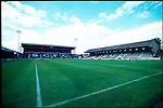 Edgeley Park home of Stockport County FC. Photo by Tony Davis