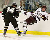 Pat Copeland (Army - 14), Chris Wagner (Colgate - 23) - The host Colgate University Raiders defeated the Army Black Knights 3-1 in the first Cape Cod Classic at the Hyannis Youth and Community Center in Hyannis, MA.