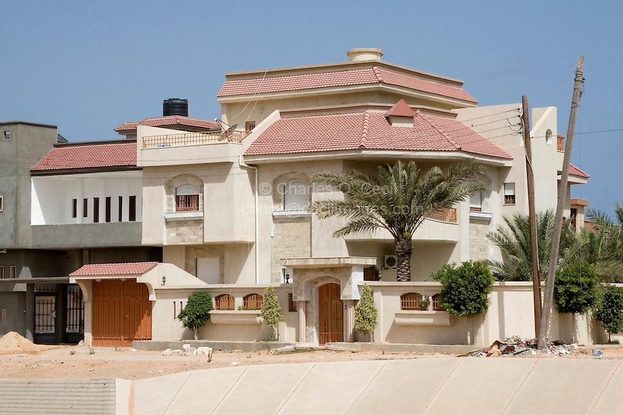 Tripoli, Libya - New Upper Class House