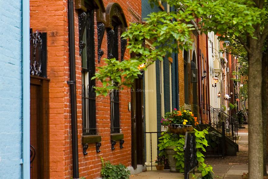 Pittsburgh's Neighborhoods - Mexican War Streets