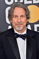 LOS ANGELES, CA. January 06, 2019: Peter Farrelly at the 2019 Golden Globe Awards at the Beverly Hilton Hotel.<br /> Picture: Paul Smith/Featureflash