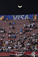 SÃO PAULO, SP, 21 DE AGOSTO DE 2012 - COPA SULAMERICANA - SÃO PAULO x BAHIA: Torcida durante partida São Paulo x Bahia, válida pela primeira fase da Copa Sulamericana no Estádio do Morumbi. FOTO: LEVI BIANCO - BRAZIL PHOTO PRESS