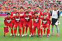 Kashima Antlers Team Group Line-up (Antlers), May 3, 2011 - Football : AFC Champions League 2011, Group H match between Kashima Antlers 2-0 Shanghai Shenhua at National Stadium, Tokyo, Japan. (Photo by Daiju Kitamura/AFLO SPORT) [1045].