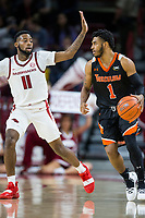 NWA Democrat-Gazette/BEN GOFF @NWABENGOFF <br /> Arkansas vs Tusculum Friday, Oct. 26, 2018, during an exhibition game in Bud Walton Arena in Fayetteville.