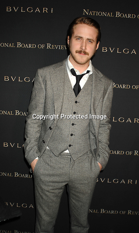 Ryan Gosling ..arriving at The 2006 National Board of Review of Motion..Pictures Awards on January 9, 2007 at Cipriani 42nd Street. ..The event was sponsored by Bulgari...Robin Platzer, Twin Images