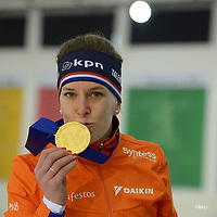 SPEEDSKATING: Salt Lake City, 16-02-2020, ISU World Single Distances Championships, Ireen Wust, ©foto Martin de Jong