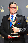 BURBANK - APR 26: Gregori J Martin at the 42nd Daytime Emmy Awards Gala at Warner Bros. Studio on April 26, 2015 in Burbank, California