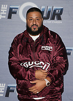 WEST HOLLYWOOD, CA - FEBRUARY 8: DJ Khaled, at The FOX season finale viewing party for The Four: Battle For Stardom at Delilah in West Hollywood, California on February 8, 2018. Credit: Faye Sadou/MediaPunch