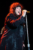 HOLLYWOOD FL - NOVEMBER 4 :  Ann Wilson of Heart performs at Hard Rock live held at the Seminole Hard Rock hotel & Casino on November 4, 2012 in Hollywood, Florida.  Credit: mpi04/MediaPunch Inc. .<br />