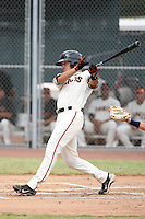 Nick Liles - San Francisco Giants - 2010 Instructional League.Photo by:  Bill Mitchell/Four Seam Images..