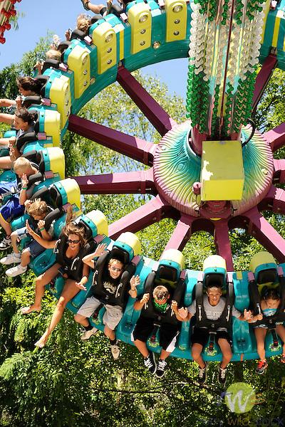 Knoebels Grove Amusement Park, Elysburg, PA. Fandango