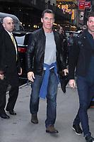 NEW YORK, NY - MAY 14: Josh Brolin seen at Good Morning America in New York City on May 14, 2018. Credit: RW/MediaPunch