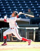 Quintin Berry / Mesa Solar Sox 2008 Arizona Fall League..Photo by:  Bill Mitchell/Four Seam Images