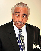 United States Representative Charlie Rangel (Democrat of New York) rides the escalator from the Rayburn subway as he arrives at the U.S. Capitol prior to making a statement on his ethics situation on the floor of the U.S. House of Representatives in Washington, D.C. on Tuesday, August 10, 2010..Credit: Ron Sachs / CNP.(RESTRICTION: NO New York or New Jersey Newspapers or newspapers within a 75 mile radius of New York City)