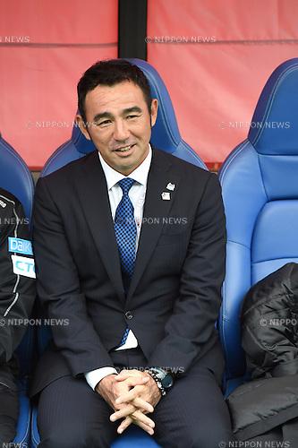 Kenta Hasegawa (Gamba), <br /> OCTOBER 31, 2015 - Football / Soccer : <br /> 2015 J.League Yamazaki Nabisco Cup <br /> final match between Kashima Antlers 3-0 Gamba Osaka <br /> at Saitama Stadium 2002 in Saitama, Japan. <br /> (Photo by AFLO SPORT)