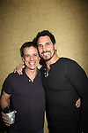 Young and the Restless Christian LeBlanc and Bold and The Beautiful Don Diamont at the Soapstar Spectacular starring actors from OLTL, Y&R, B&B and ex ATWT & GL on November 20, 2010 at the Myrtle Beach Convention Center, Myrtle Beach, South Carolina. (Photo by Sue Coflin/Max Photos)