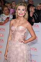 Georgia Toffolo<br /> arriving for the National Television Awards 2018 at the O2 Arena, Greenwich, London<br /> <br /> <br /> ©Ash Knotek  D3371  23/01/2018