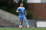 28 August 2016: North Carolina's Cam Lindley. The University of North Carolina Tar Heels hosted the Saint Louis University Billikens at Fetter Field in Chapel Hill, North Carolina in a 2016 NCAA Division I Men's Soccer match. UNC won the game 3-0.