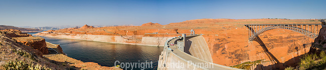 Glen Canyon Dam, Page, AZ