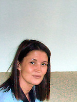 Pictured: Undated family handout of Alison Jane Farr-Davies.<br /> Re: A man has been arrested on suspicion of murder following the death of a woman in the Hafod area of Swansea.<br /> The body of 42 year old Alison Jane Farr-Davies was found dead at a home in Neath Road, at about 13:35 on Tuesday.<br /> Police said officers responded to several calls from residents who reported seeing a man in the road between 13:00 and 14:00, and appealed for witnesses to come forward.<br /> The arrested man, 37, remains in custody at Swansea Central station.<br /> Acting Det Supt Kath Pritchard thanked people who stopped at the scene to help on Tuesday.
