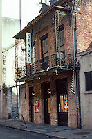 New Orleans:  Kings, north on Iberville at Bourbon?