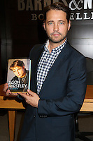 "Jason Priestley Signs Copies Of His New Book ""Jason Priestley: A Memoir"""