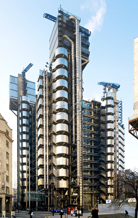 Lloyd's of London, City of London.