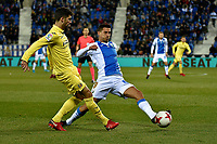 Leganes Gabriel Appelt Pires  vs Villarreal during Copa del Rey match. 20180104.