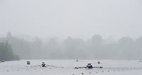 Caversham, Nr Reading, Berkshire.<br /> View towards Reading Town.<br /> GBRowing Media Day.<br /> <br /> Wednesday 11.05.2016<br /> <br /> [Mandatory Credit: Peter SPURRIER/Intersport Images]