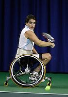 18-11-06,Amsterdam, Tennis, Wheelchair Masters, Maaike Smit