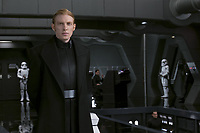 Star Wars: The Last Jedi (2017)<br /> DOMHNALL GLEESON<br /> *Filmstill - Editorial Use Only*<br /> CAP/FB<br /> Image supplied by Capital Pictures