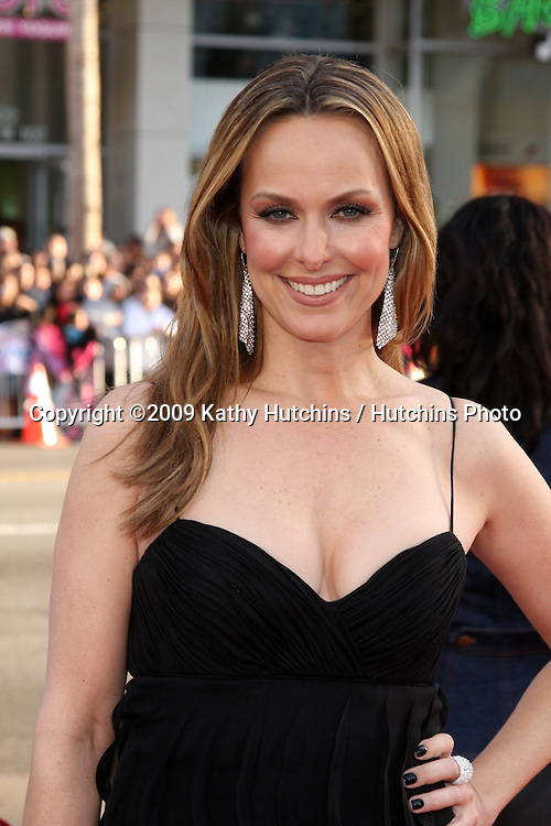 Melora Hardin arriving at the 17 Again Premiere at Grauman's Chinese Theater in Los Angeles, CA on April 14, 2009.©2009 Kathy Hutchins / Hutchins Photo....                .