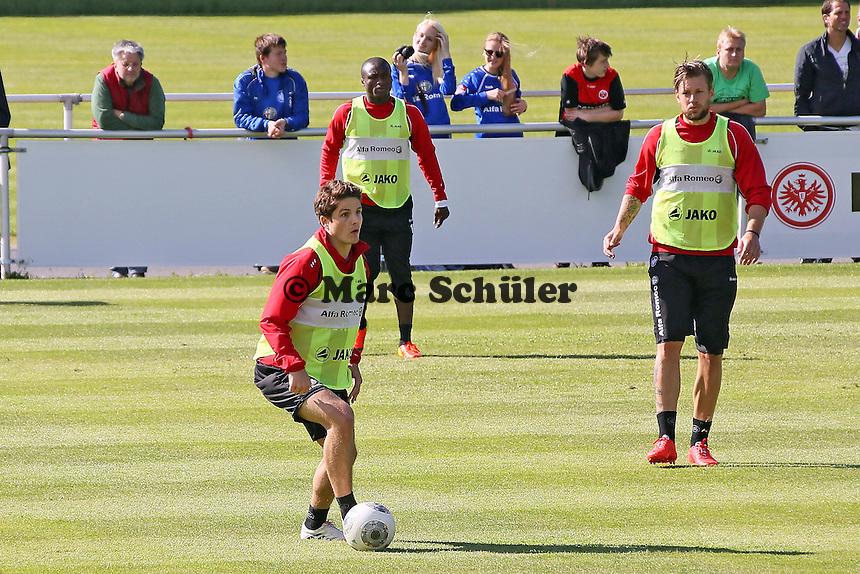 Pirmin Schwegler - Eintracht Frankfurt Training, Commerzbank Arena